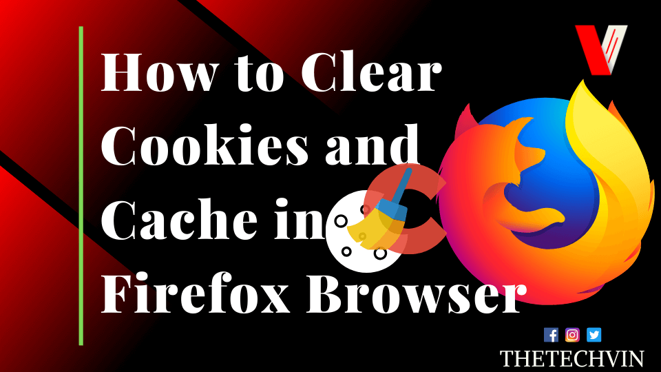 How to Clear Cookies on Firefox Mozilla browser in android phone
