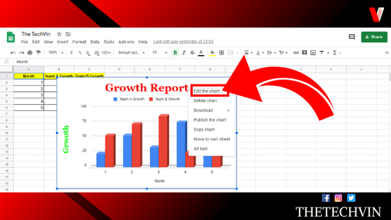 how to make a bar graph in google sheets