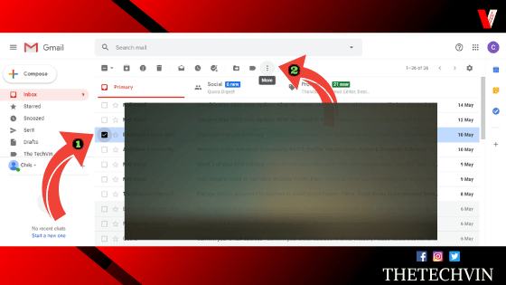 how to make folders in gmail