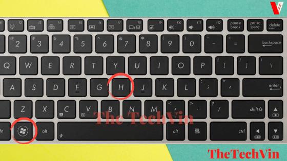 Screenshot of active window on asus laptop