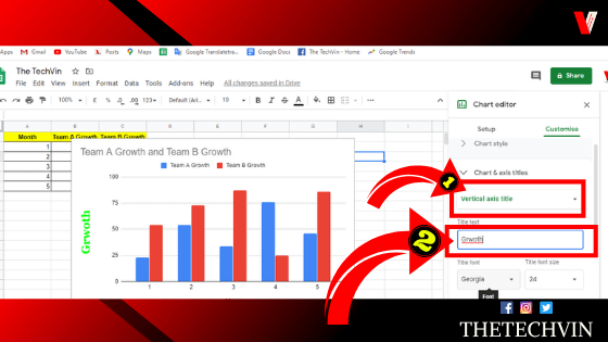 how to make an x y graph in google sheets