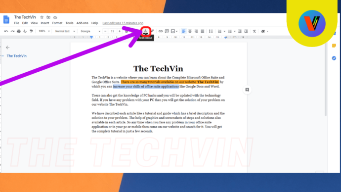 How to Remove Highlight in Word