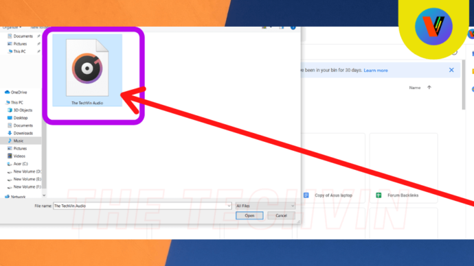 How to Add audio recording in google slides